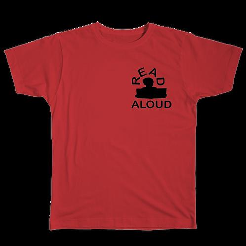 ReadAloud Red T-Shirt