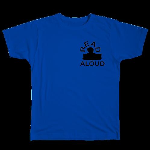 ReadAloud Royale Blue T-Shirt