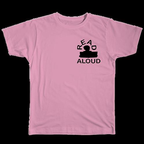 ReadAloud Pink T-Shirt