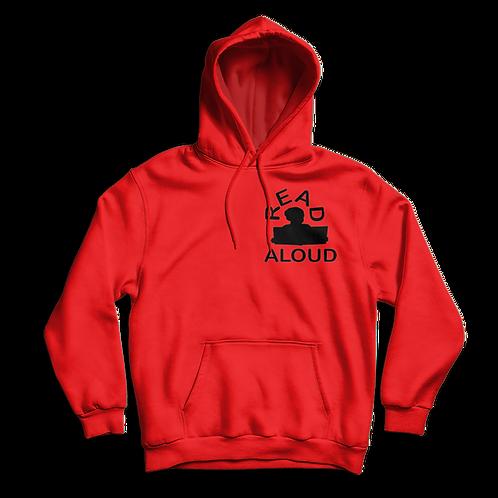 ReadAloud Red Hoddie