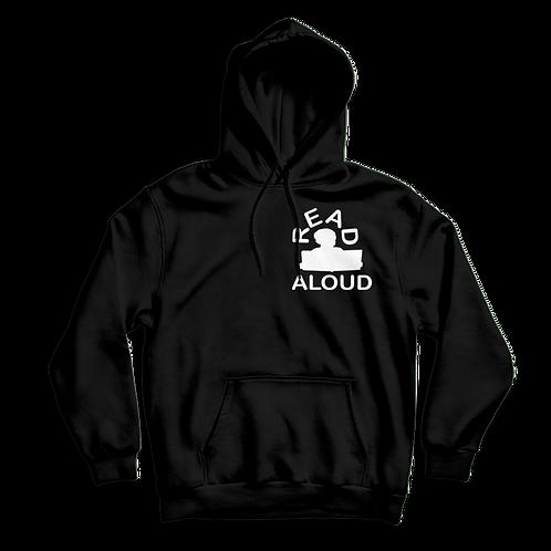 ReadAloud Black Hoddie