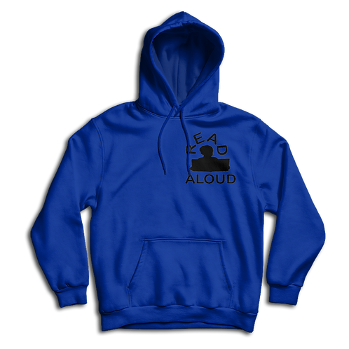 ReadAloud Aqua Blue Hoddie