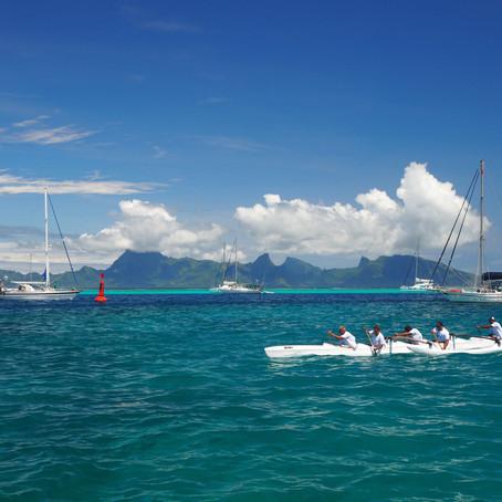 TAHITI, le retour à la vie moderne et citadine
