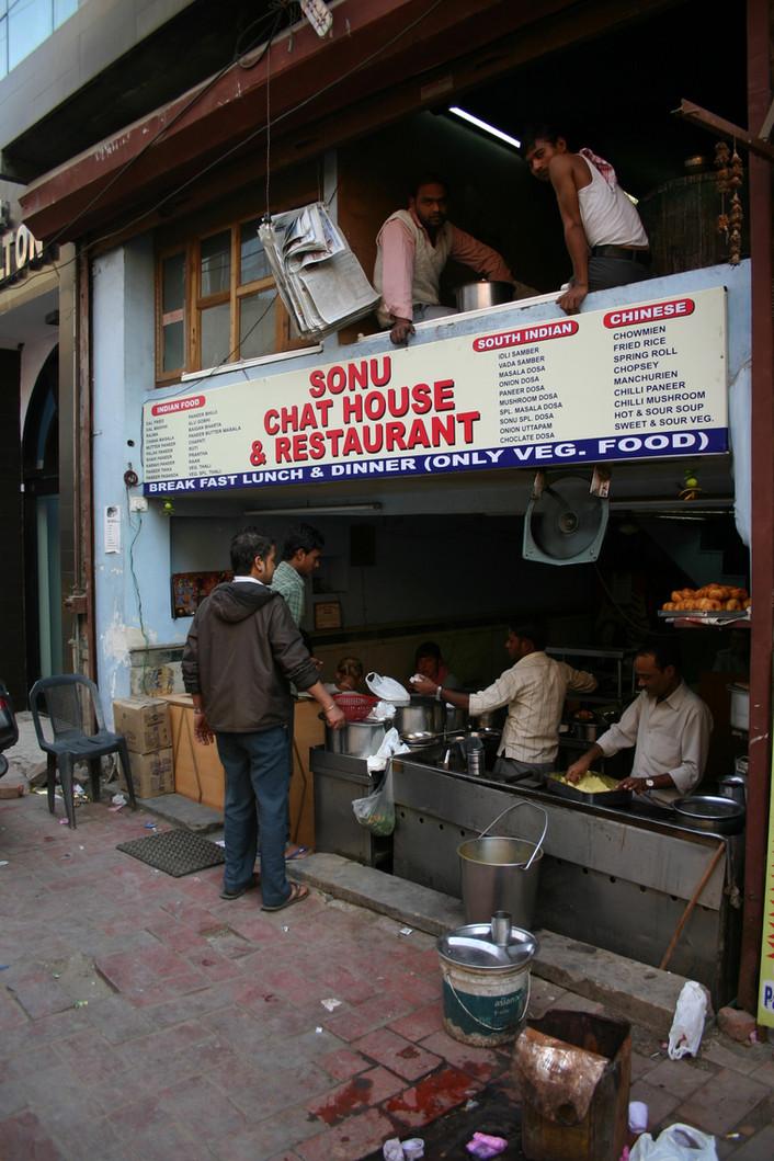16. Delhi, ville de contrastes