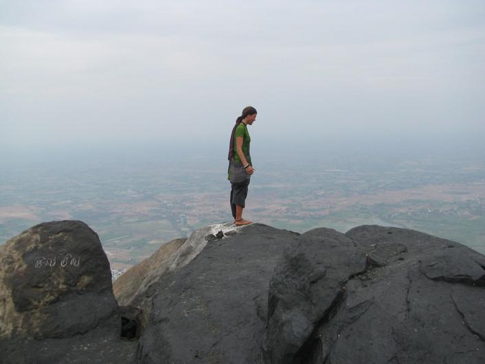 4. Tiruvanamalai, haut lieu spirituel