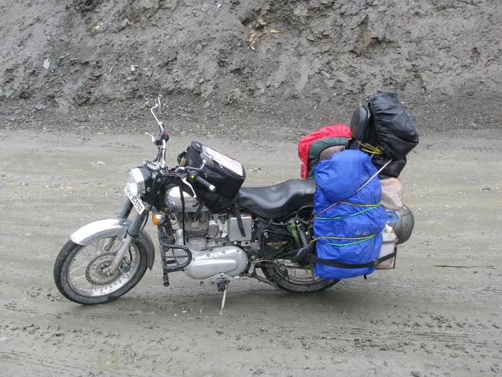 10. Vers le Cachemire en moto
