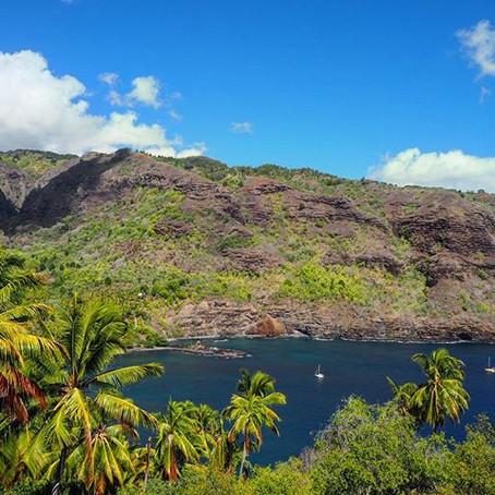 Les premiers pas en Polynésie