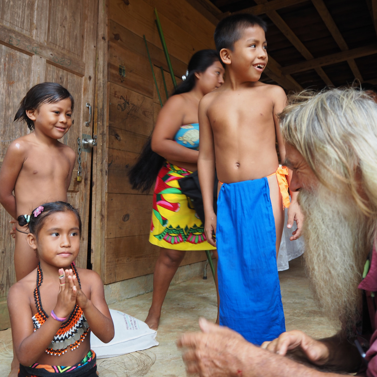 Tribu des Embera