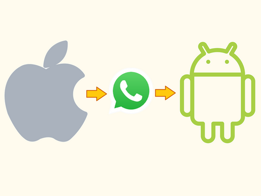 Transferring Whatsapp's History From iOS To Android - A Guide