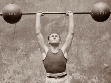 Strength and Conditioning - The Art and Science of Getting Guid
