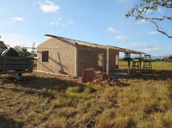 Chado and Vanessa's home in progress