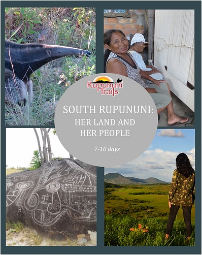 South Rupununi-her land and her people.p