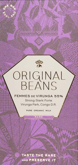 Femmes De Virunga 55%