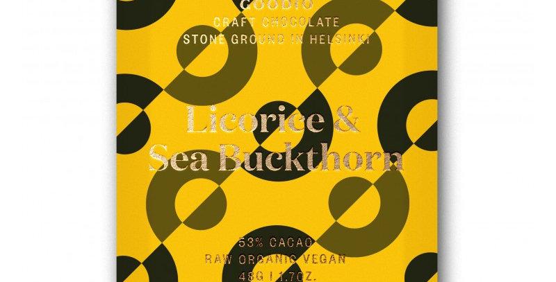 Licorice & Sea Buckthorn 53%