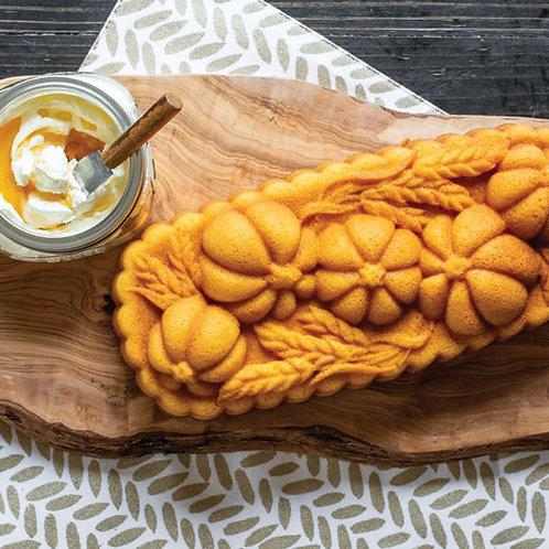 Wheat & Pumpkin Loaf Pan