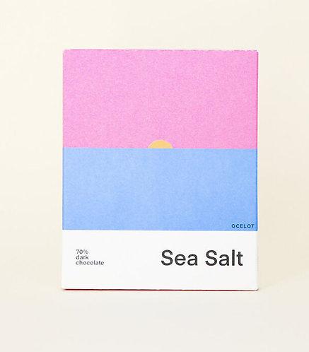 Sea Salt ( 70% μαύρη σοκολάτα)