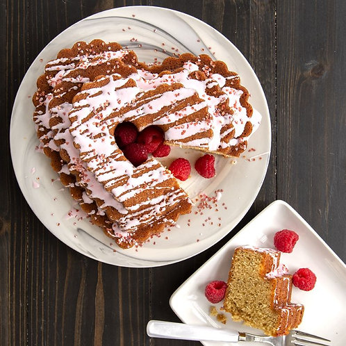 Tiered Heart Bundt® Pan