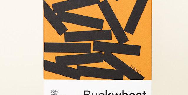Buckwheat (50%σοκολάτα γάλακτος)/milk