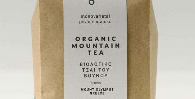 Βιολογικό τσαί του βουνού