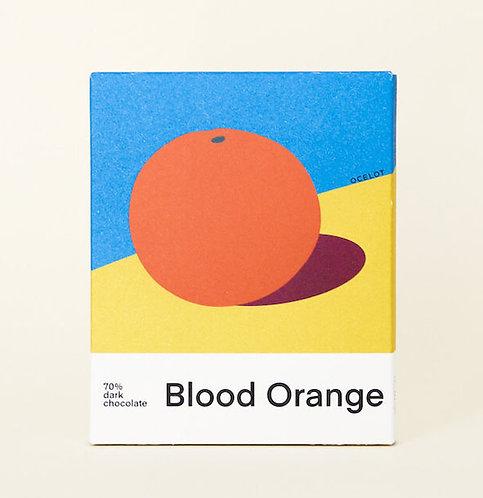 Blood Orange (70% μαύρη σοκολάτα)