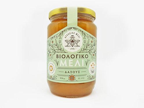 Μέλι Δάσους Βελανιδιάς