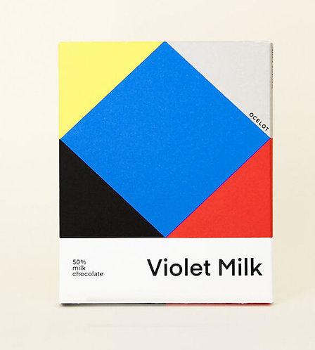 Violet Milk (50%σοκολάτα γάλακτος)