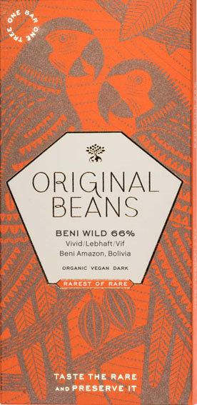 Beni Wild Harvest 66%