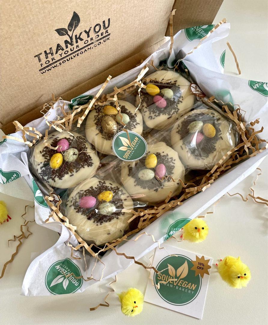 Easter Egg Chocolate Bronuts