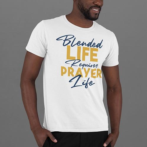 Men's - Blended Life Requires Prayer Life