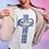 Thumbnail: Women's Blended Cross (Filled) Tee
