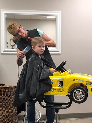 Children's Haircut