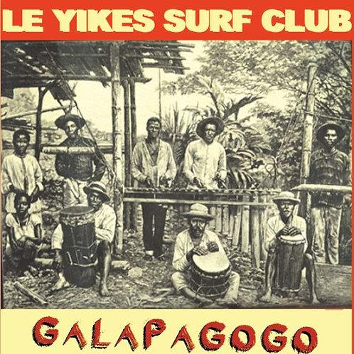 """LE YIKES SURF CLUB - GALAPAGOGO 12"""" LP"""