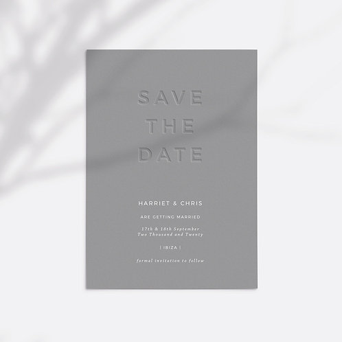 Harper Digital Save The Date