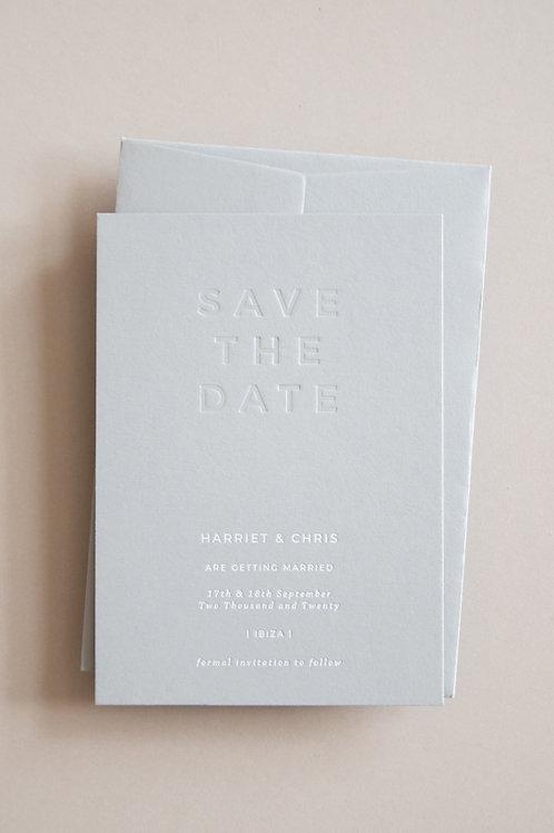 Harper Save The Date