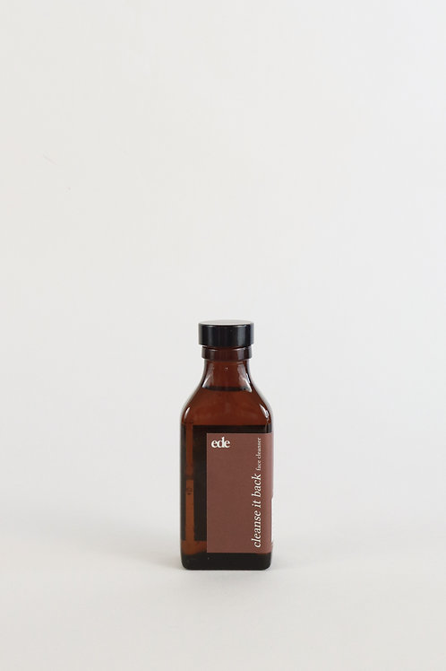 Ede Cleanse It Back Face Cleaner