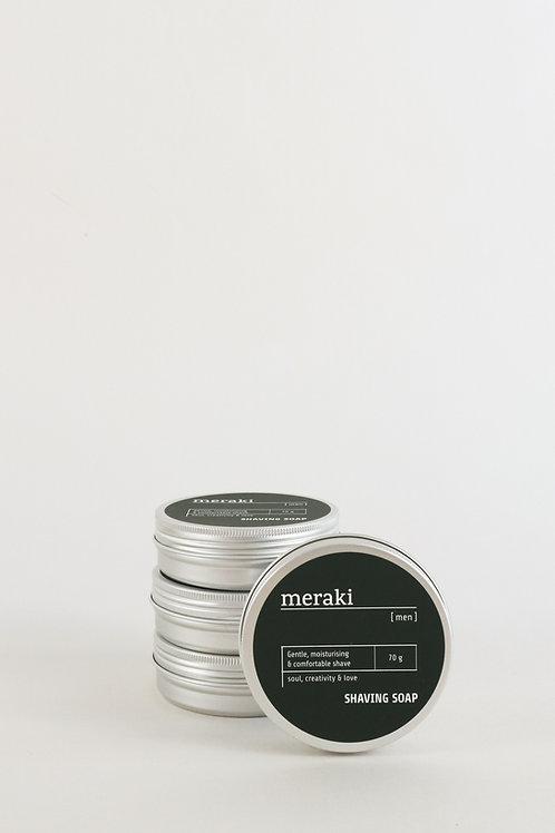 Meraki Men's Shaving Soap