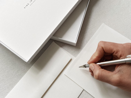 Fall In Love With The Art Of Letter Writing