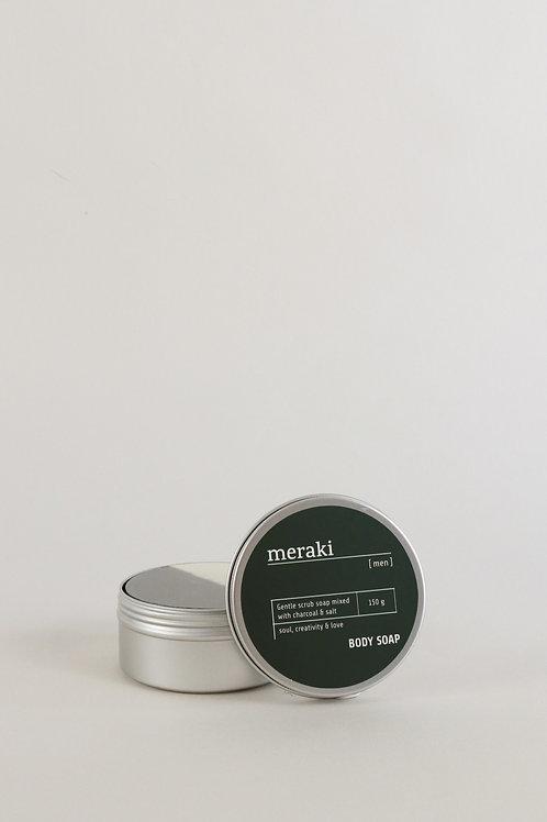 Meraki Men's Body Soap