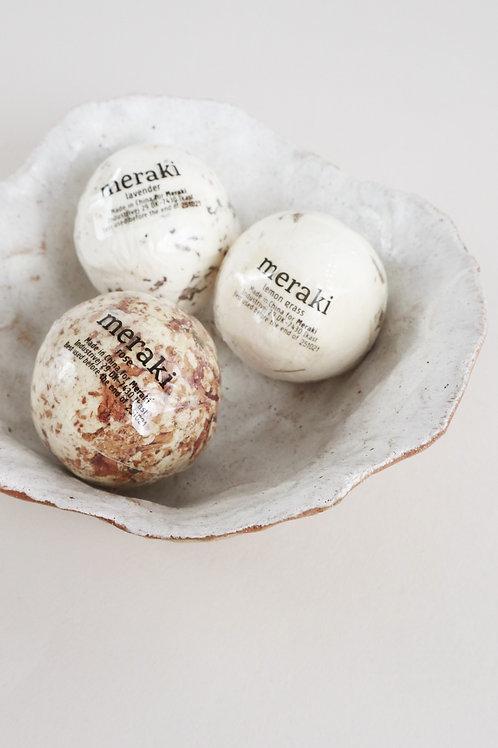 Meraki Shea Butter Soap Bomb - Lavender