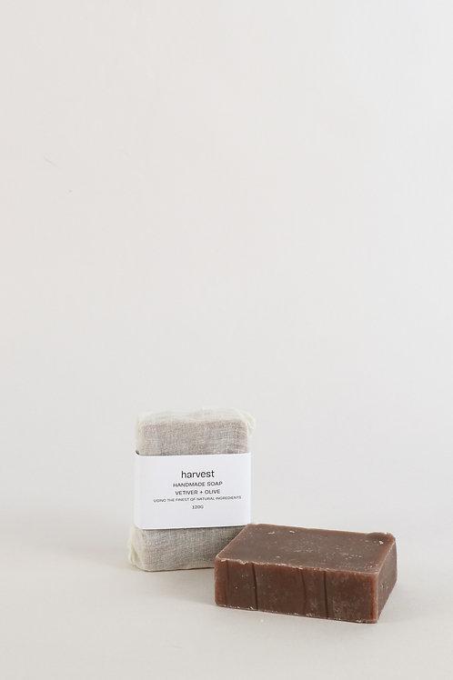 Harvest Soap - Vertiver & Olive