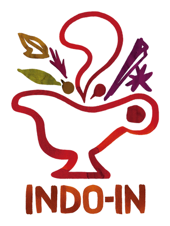 INDO-IN ロゴマーク