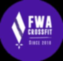 Logo FWA CROSSFIT