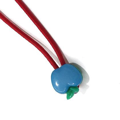 Corrente Kids - Maçã Azul e Vermelho