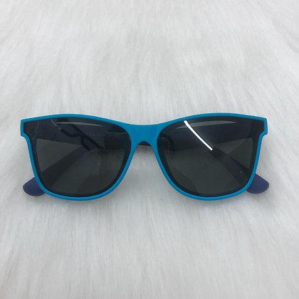 Kids solar flexível azul