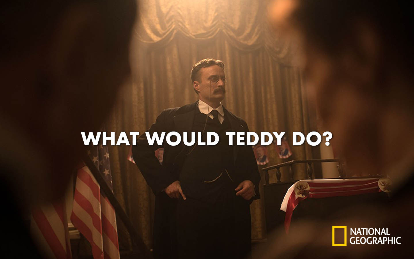 WHAT WOULD TEDDY DO?