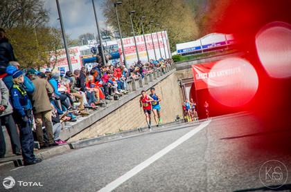 Antwerp 10 Miles - Total