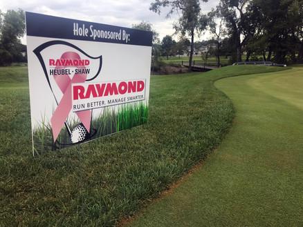 Raymond: Flagship Sponsor