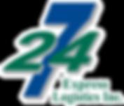 247ExpressLogistics Logo-White BG_8-13-1