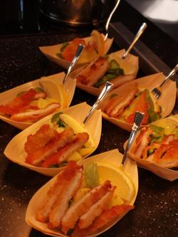 Hausmesse Mini Schnitzel