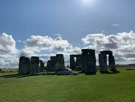 stonehenge and the roman baths: a quick Weekend getaway